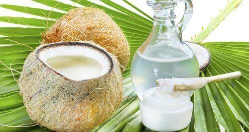 aceite de coco y nutrición