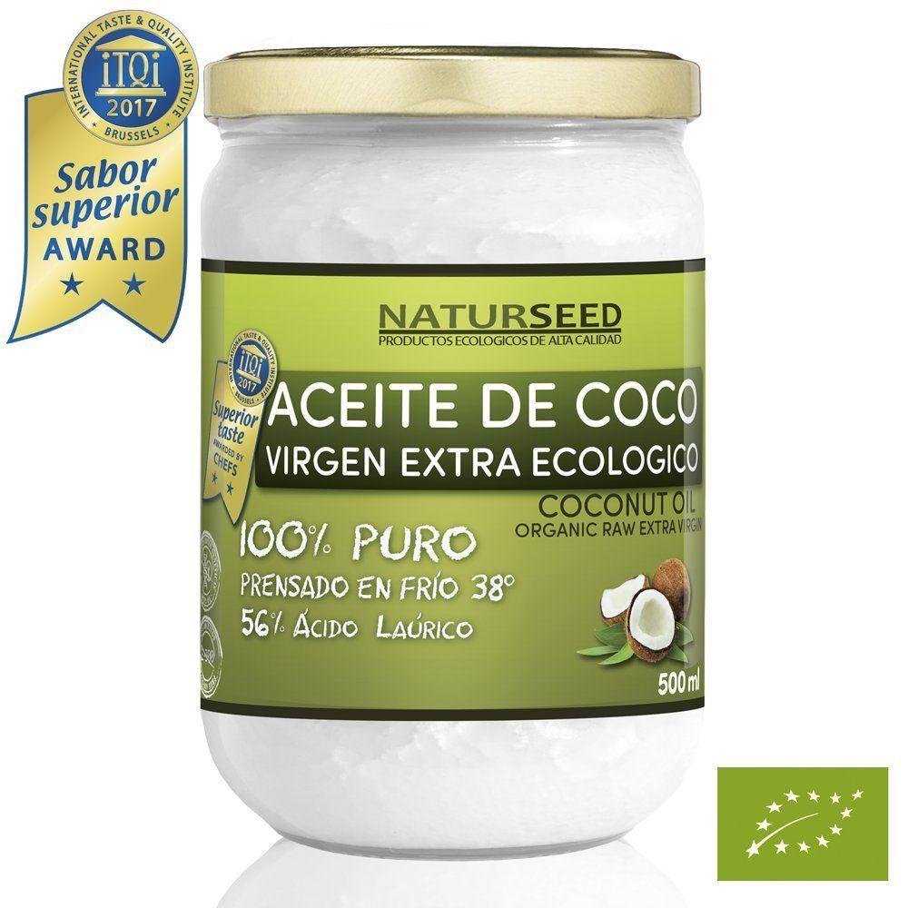 Naturseed el mejor aceite de coco orgánico
