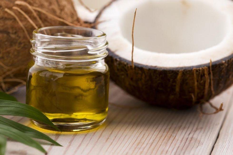 Aceite de coco natural, virgen