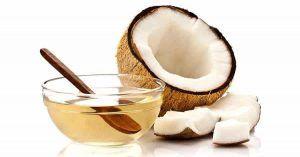 aceite puro de coco